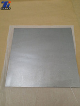 0.05mm 99.95% cold rolled alkaline surface molybdenum sheet