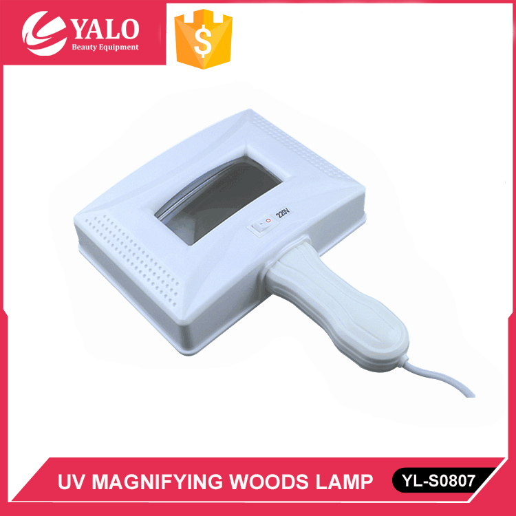 Woods Lamp Skin Care UV Magnifying Facial Analyzer for Salon and home use