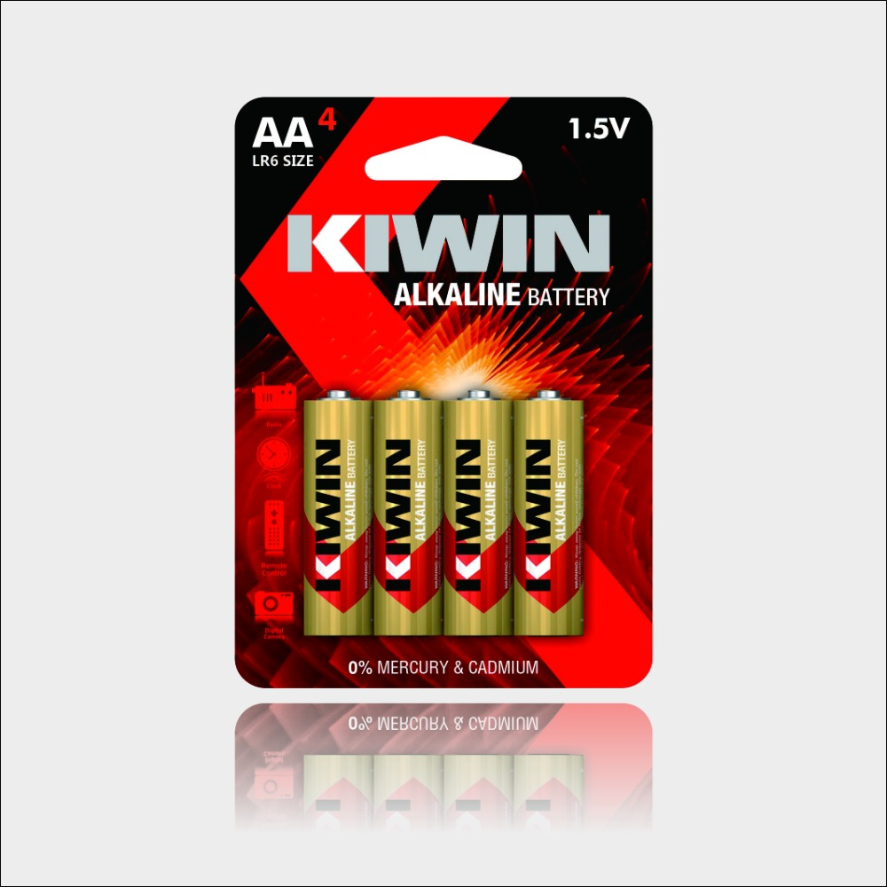 New product Alkaline Battery LR6 dry battery am-3 AA