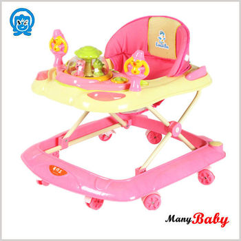 Luxury baby walker scooter car baby walkers