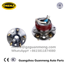 [ ONEKA BEARING] 513087 7466976 7470009 7470511 FRONT WHEEL HUB PARTS FOR BUICK CENTURY / LESABRE / PARK AVENUE WHEEL BEARINGS