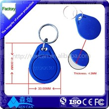 Promotion ! 13.56Mhz HF RFID Tags Label small nfc sticker