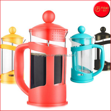 Hot sale Colorful French Coffee Maker Press French Press