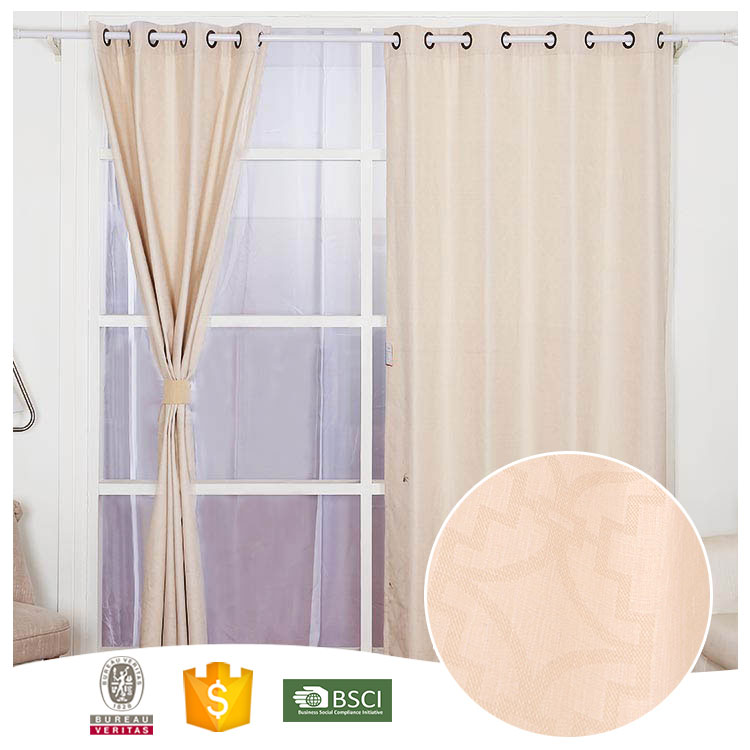 China Manufacturer Famous Brand Shading drapery treatments