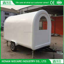 Low price mobile hot dog cart with electrical machine