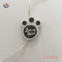 JAHOO Wholesale Cheaper Price Plastic Hang Tag String For Hang Tags