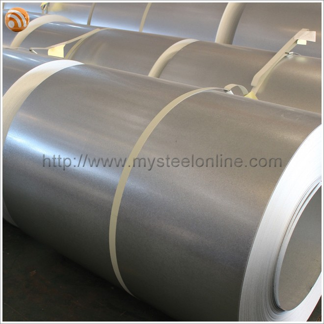 High Adhesiveness and Preciseness Stone Finish High Quality Al-Zn Steel Coil for Various Containers Used