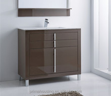 Hot sale used bathroom vanity cabinets, chinese bathroom vanity