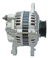 Top-quality rebuilt car alternator for Hyundai Excel OEM: 37300-24510 Lester: 14436 Engine: 4G54