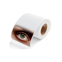 12 Inch Self Adhesive Inkjet Photo Paper Sticker Packing Roll