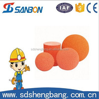 Small Hard Rubber cleaning Ball For Pump Pipe Cleaning