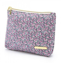 Flower Pattern Makeup Travel Organiser