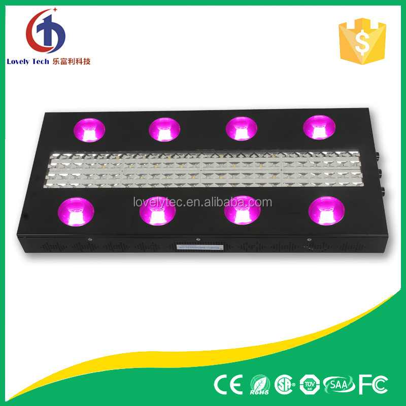 best selling indoor medical plants grow lamps dimmable 1000 watt led grow lights