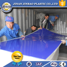 Hot sale plastic sheets acrylic for decoration stage panel 4'x8' 10mm