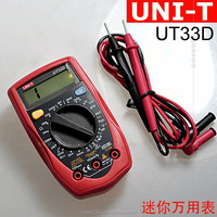 Handheld Palm-Size Digital Multimeter -UT33D