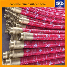 High Quality concrete Pump Delivery Rubber Hose,rubber gas hose pipe,high quality,red,dn125,dn80