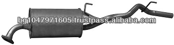 Rear muffler 405560 for HONDA HR-V