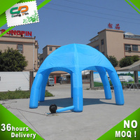 China supplier hot sale outdoor promotional inflatable dome tent for sale
