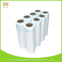 Moisture proof wrap plastic film for pallet package