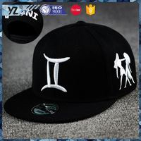 Hot selling different types korean children snapback hats with good offer