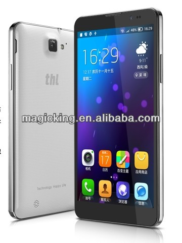 Newest 6inch MTK6592 Octa core 1.7Ghz THL 200 mobile phone