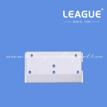 40147918 SLIDE PLATE FRONT for JUKI LU-2828-7, LU-2810, LU-2860, LU-2818-7, LU-2868-7, LU-2810E car seat sewing machines