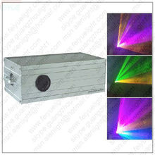 full color animation 3d laser light