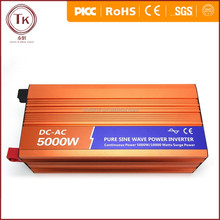 High-performance 5000W off grid pure sine wave solar panel inverter for electrical tools