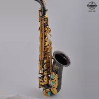 Chinese fashion alto saxophone with nickel color