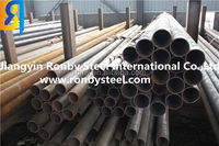 4130 carbon seamless steel tube for mechanical pipe
