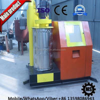 2015 best selling low energy scrap copper wire granulator