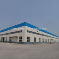 New Business Projects complete steel structure building