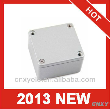 aluminium box waterproof and dustproof aluminium enclosures