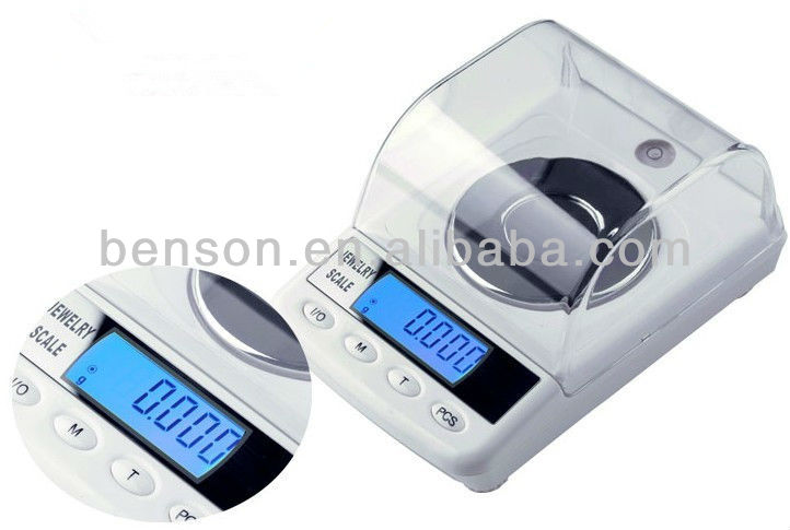 BS-JW007 50g*0.001g digital precision <strong>scale</strong>