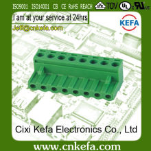 KF2EDGK-5.0 /5.08mm terminal connector block 300V 15A