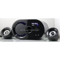 2.1 Basic speaker match with Mp3,Mp4,Walkman,computer,CD Player ST-2070K