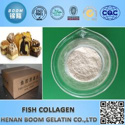 Cosmetic fish collagen peptide