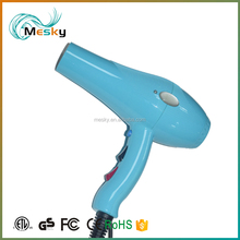 Quality Assured Household 2300w Hair Salon Cold Air Blow Dryer Negative Ionic Hair Dryer OEM/ODM
