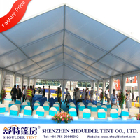 big clear span banquet equipment tent for sale for sale