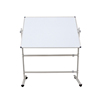 360 Degrees Rotated Dry Erase Double Sided Magnetic Whiteboard