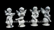 Little Small Marble Angel Statues wholesale