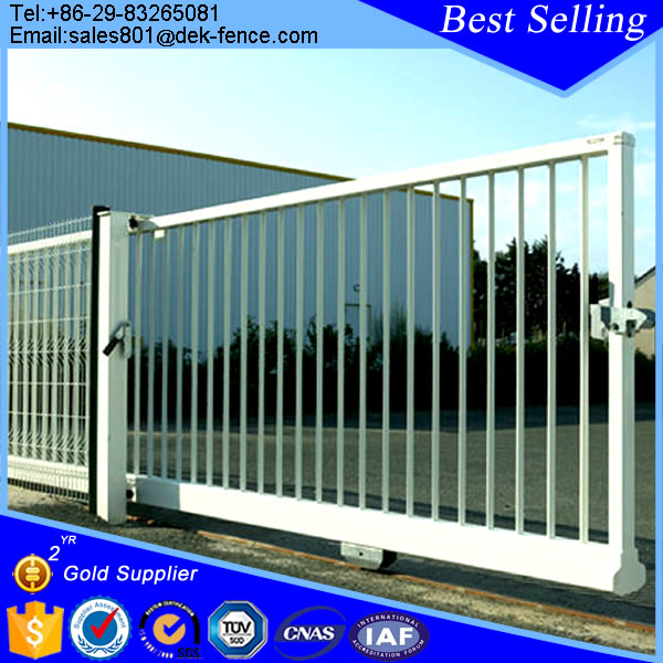 Paints for baby safety simple iron square tube gate