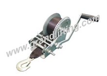 Hand winch wholesale used boats worm gear winch