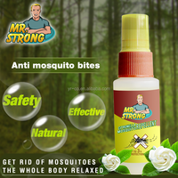 Made in China plant formula insects repellent spray