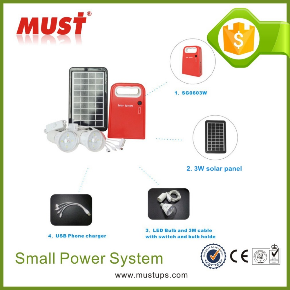 Wholesale portable solar lighting system - Online Buy Best portable ...