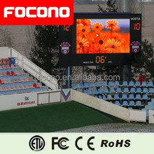 Outdoor P10 Full Color 3D Video LED Display Screen