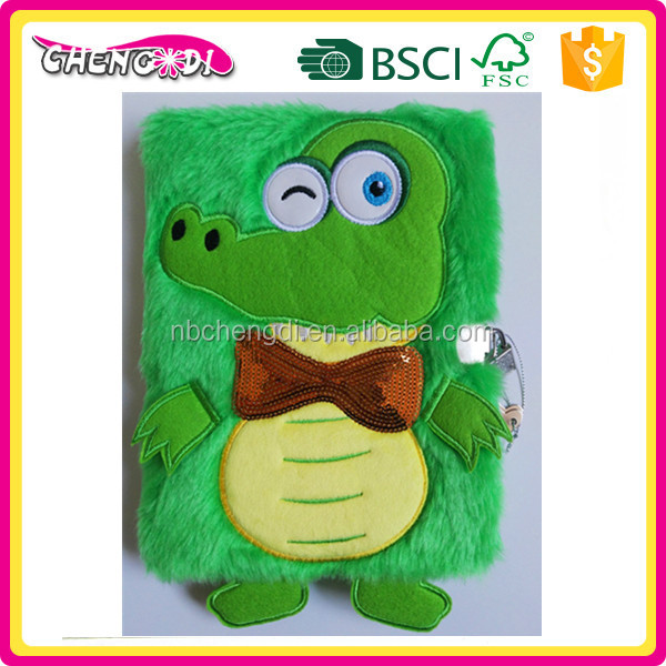 Superstyle customized new design BSCI funny notebook cover