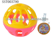 Plastic Baby Rattle Ball Cute Baby Rattles