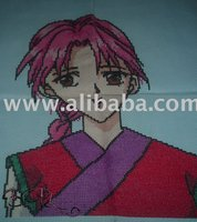 Genkai Cross Stitch