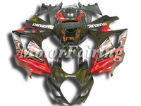 for 2008 suzuki gsx k7 2007-2008 gsxr1000 fairing kit gsxr1000 07 gsxr 1000 bodykit gsxr1000 08 gsx r1000 2008 red black